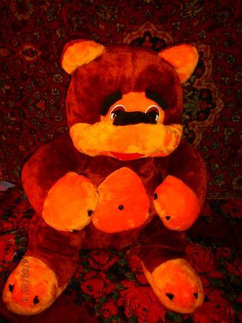 Медведь мягкая игрушка высота 70 см -500 гр