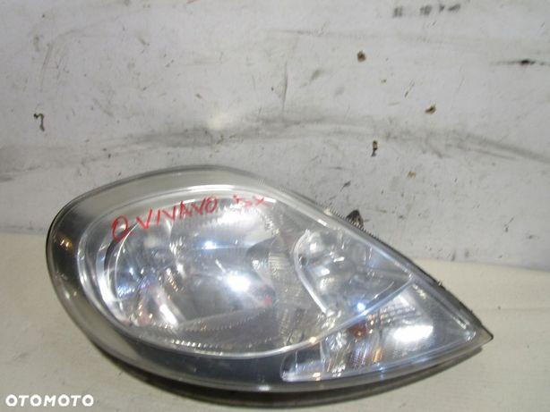 Lampa przód prawa 8200701356 Renault Trafic II 06-