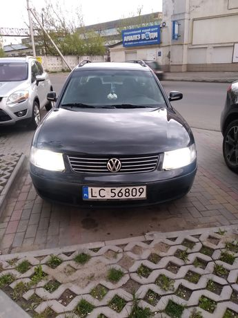 Volkswagen passat b5 1.9 тді 2000 рік