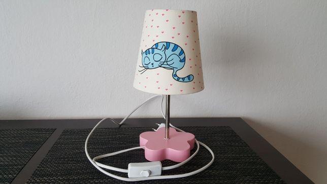 Lampka do pokoju dziecięcego płótno