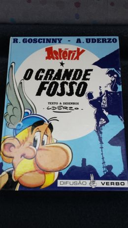 Banda Desenhada - Astérix - Disney