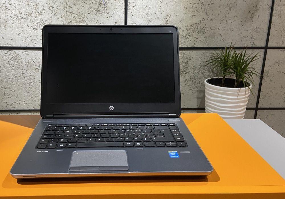 """Laptop Poleasingowy HP 640 G1/i3-4000M/4GB/256 SSD/Win10/14,1"""" LED HD Włocławek - image 1"""