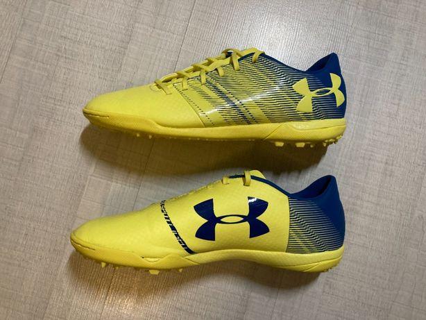 Buty do piłki nożnej Under Armour 43