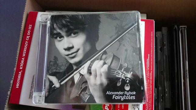 Alexander Rybak Fairytales cd muzyka