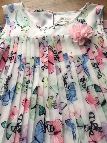 Sukieneczka h&m 140