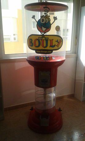 Máquina de brindes para bolas de 90 mm