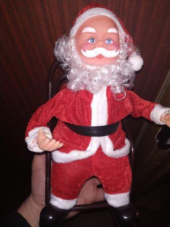 Продам музыкального Деда Мороза
