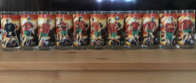 Copos McDonald's Euro 2004