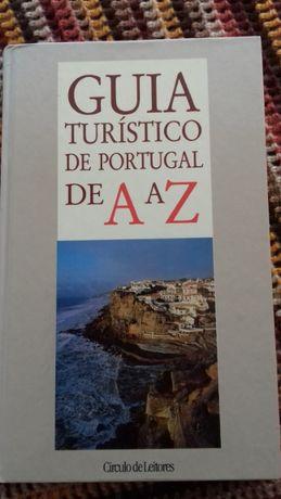Livro Guia Turistico de Portugal