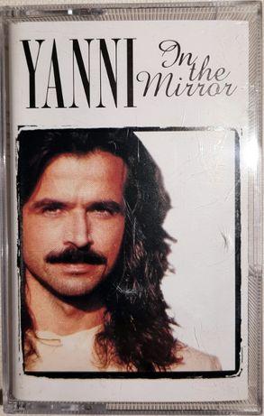 Yanni, In The Mirror, kaseta magnetofonowa, stan bdb