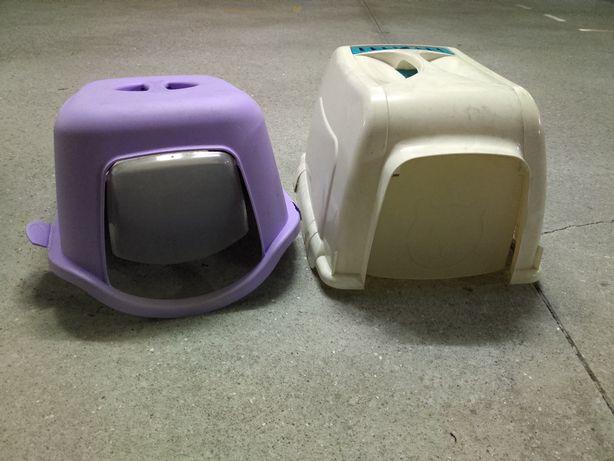 2 Coberturas WC para gato (preço pelas 2)
