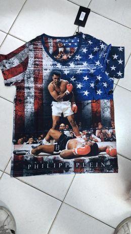 Koszulki męskie Philipp Plein jakość premium