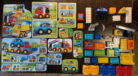 Lego duplo My First Мои первые машины и грузовики 10816