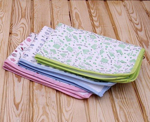 Пелёнка многоразовая, непромокаемая пеленка для новорожденных 70*50 см