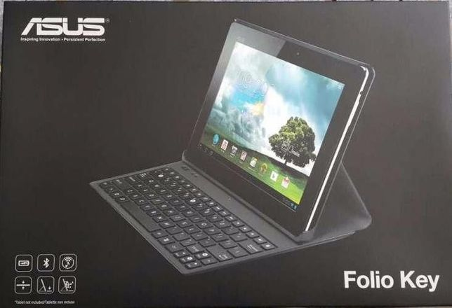 Чохол-клавіатура Asus Folio Key + Планшет Asus MeMO Pad