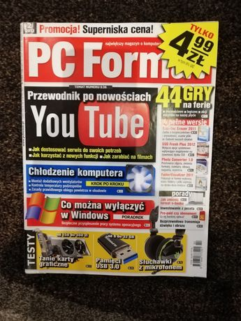 Gazeta Pc format