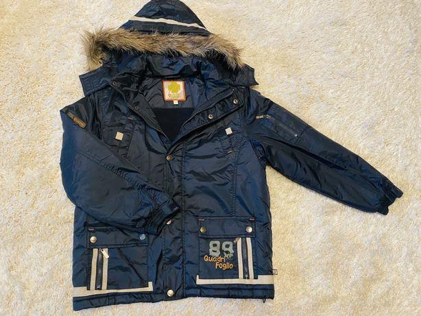 Куртка на мальчика / рост 146