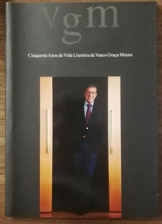 cinquenta anos de vida literária de vasco graça moura