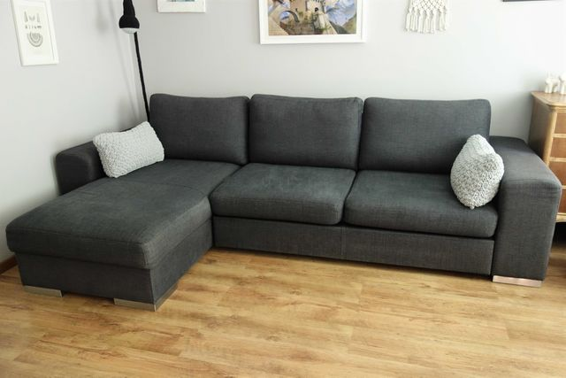 Kanapa sofa rozkładana duża