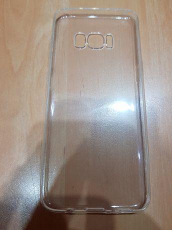 Capa transparente Samsung S8 Edge