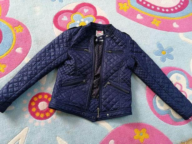 kurtka dla dziewczynki