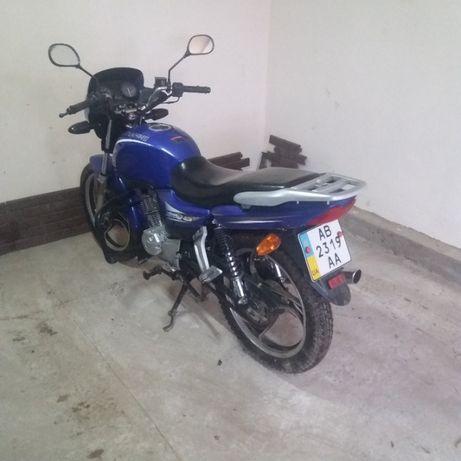 Продам мотоцикл Джіанше 125