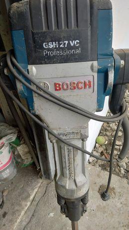 Młot Bosch GSH 27VC