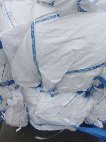 Duże Ilości Worków Big Bag 91/93/120 cm na Metal,Złom,Odpady