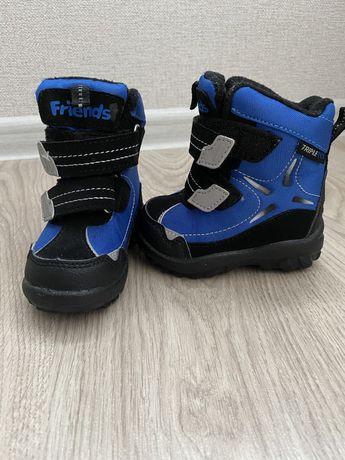 Детские ботиночки осень-зима