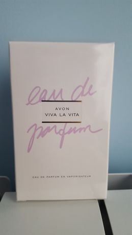 Woda toaletowa Avon Viva La Vita 50 ml - nowa!