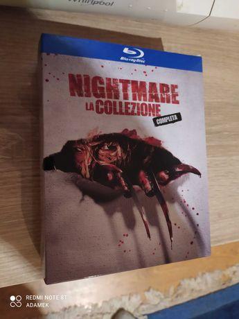Koszmar z Ulicy Wiązów Blu ray (7 filmow)