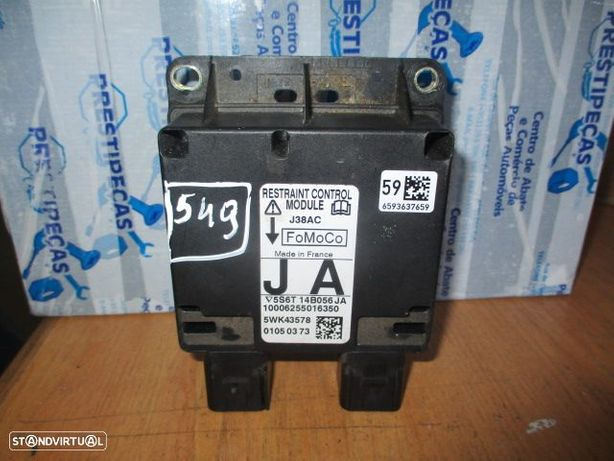 Modulo airbag 5S6T14B056JA FORD / FUSION / 2005 /