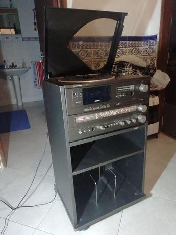 Aparelhagem Minerva HPP300 com estante
