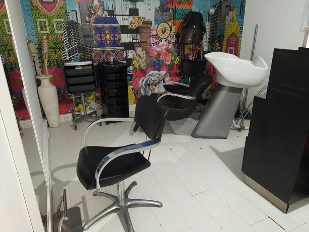Material cabeleireiro