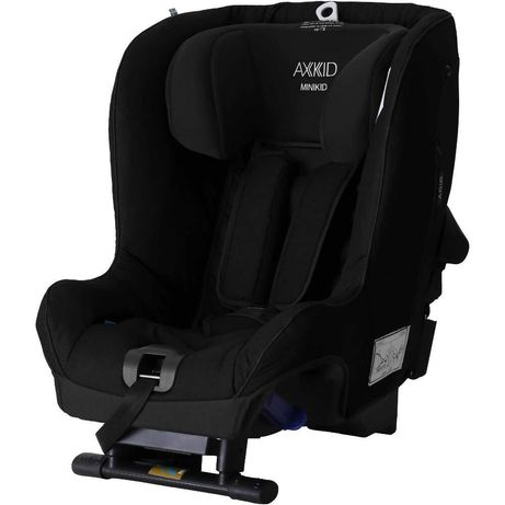 Axkid Minikid 2.0 - fotelik samochodowy 0-25 kg | Black