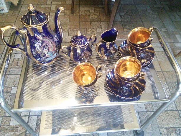 Продам чайный сервиз / Турция / на 6 персон новый