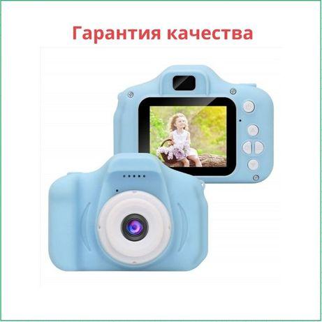 Детский цифровой фотоаппарат фотокамера Smart Kids Camera русское меню