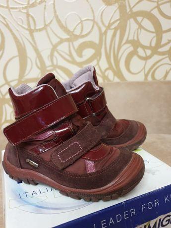 Демисезонные ботинки Primigi 24р