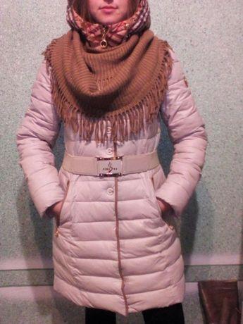 Пальто, куртка, холофайбер зима