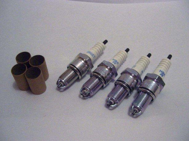 4 NOVAS - Velas de Ignição NGK 3172 BUR6ET