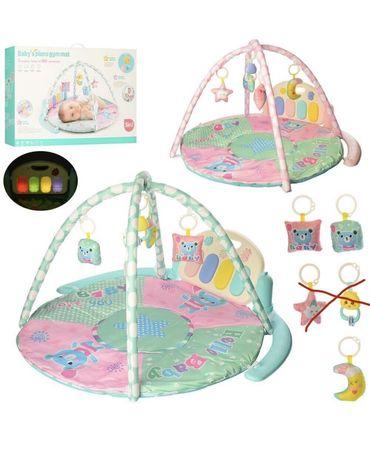 Коврик для младенца Bambi Baby's Piano Gym Mat