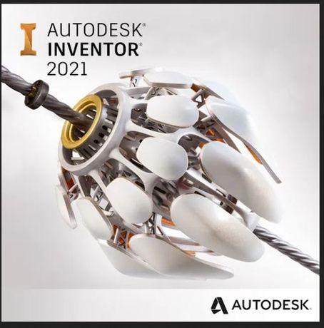 Inventor Autodesk Product Design Suite Premium 2021 Licencja Wieczysta