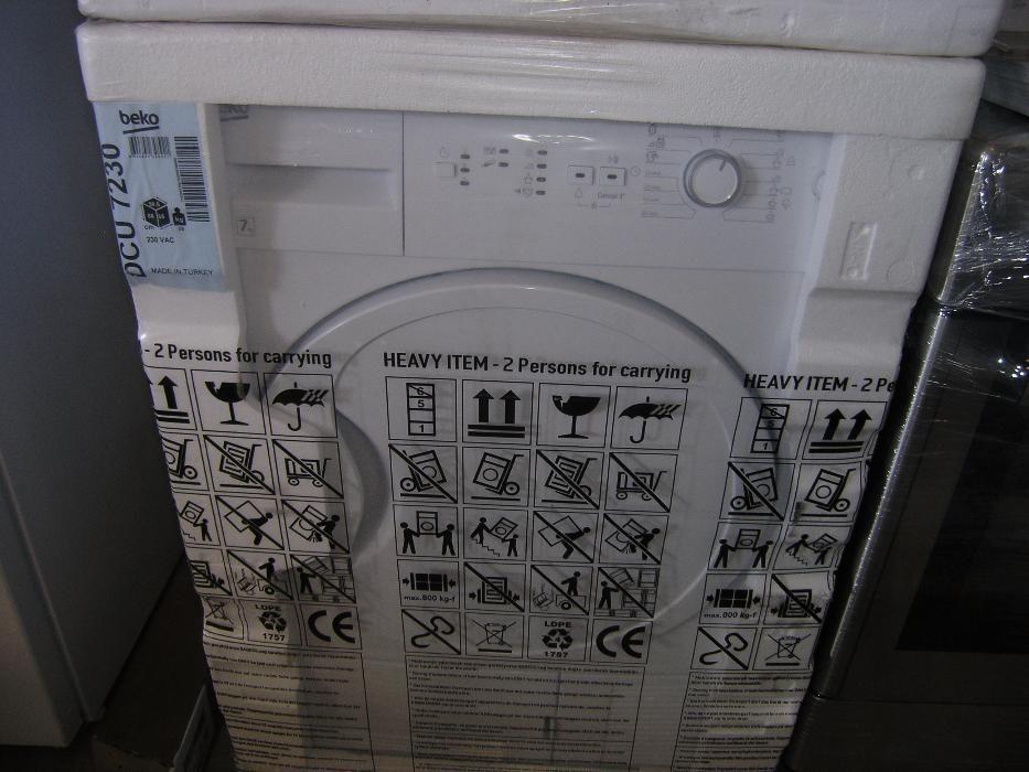 Máquina de secar Nova de condensação 8 kg Santa Bárbara de Nexe - imagem 1