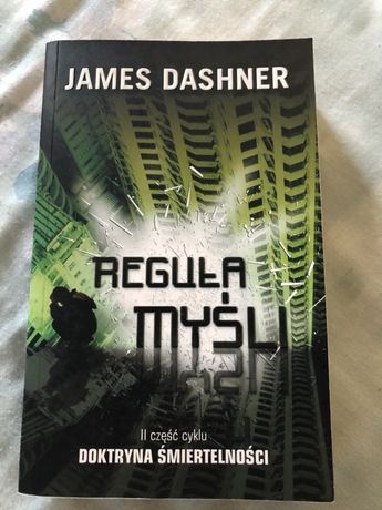 Reguła myśli James Dashner