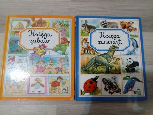 Książka zabaw i zwierząt