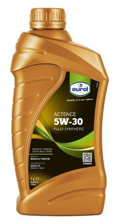 Olej EUROL 1L Syntetyczny, Półsynetyczny, Mineralny 5W30 5W40 10W30
