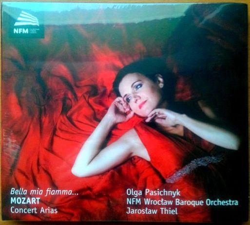 Mozart Concert Arias - Olga Pasiecznik