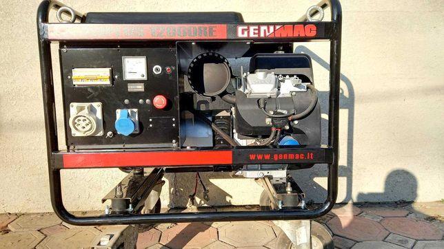 Генератор Genmac Combiplus 12000 RE