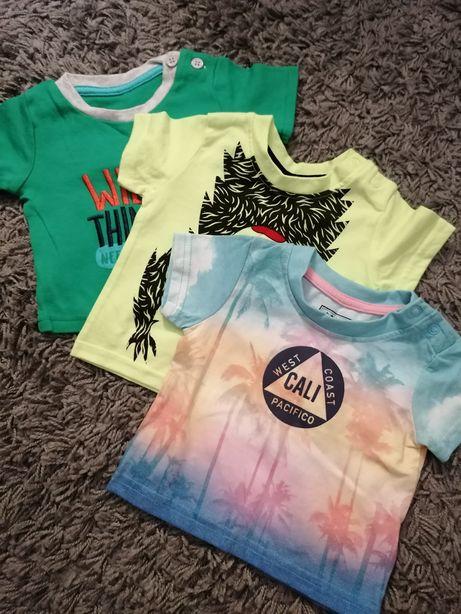 Ubranka dla chłopca / ubranka dla dzieci /koszulki dla chłopca PRIMARK