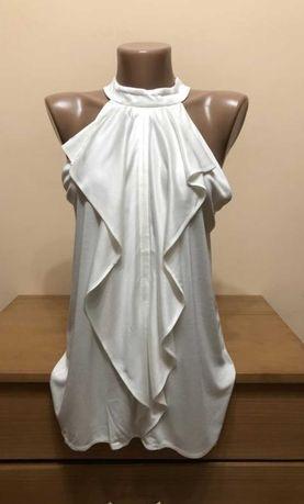 Шикарная блуза massimo dutti размер 36-S